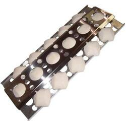 Music City Metals Stainless Steel Grill Heat Plate 94751