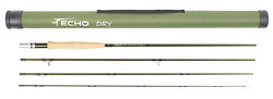 Echo Dry Rod Flyfishing Rod 9and0390and039and039 9 / Einhandrute