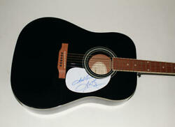 Garth Brooks Signed Autograph Gibson Epiphone Acoustic Guitar - Country Legend