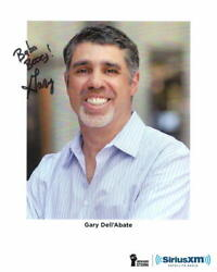 Gary Delland039abate Signed Autograph 8x10 Photo - Baba Booey Howard Stern Show Star