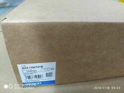 1pc New In Box Omron Na5-12w101b Touch Screen Panel Fast Shipxr