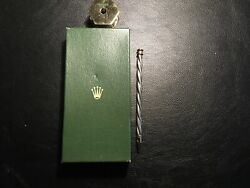 Rolex Pen And Stand With Original Box See Description Not On The Market Often.