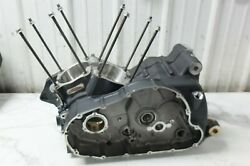 18 Indian Chieftain Limited Engine Crank Case Cases Block Bottom End