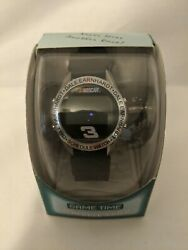 New In Box Game Time Dale Earnhardt Schedule Watch Super Rare
