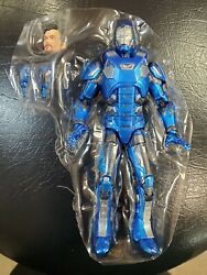 MARVEL LEGENDS GAMERVERSE IRON MAN ATMOSPHERE ARMOR 6 INCH FIGURE NO BAF