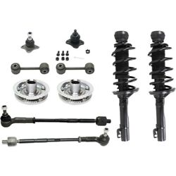 Suspension Kits Set Of 10 Front Left-and-right For Vw 1j0411315g, 1j0407613g
