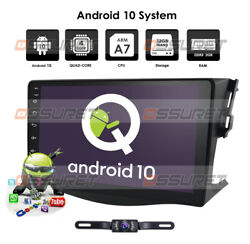 For 2006-2012 Toyota Rav4 Android 10 9 Inch Car Stereo Radio Gps Mp5 Player +cam