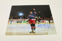 Wayne Gretzky Signed Autograph 8x10 Photo - The Great One, New York Rangers Rare