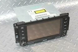 09-10 Grand Cherokee Navigation Gps Audio Stereo Receiver Hdd Am Fm Cd Oem