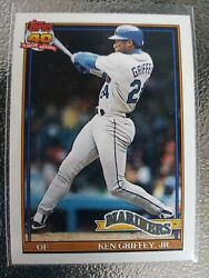 Topps 40 Years Of Baseball Card 790 Ken Griffey Jr.just Out Of The Box Pristine