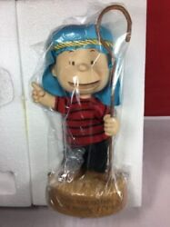 Hallmark 10andrdquo Peanuts Christmas Pageant Linus What Christmas Is All About W/sound