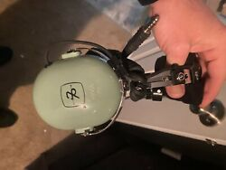 David Clark H10-66 General Aviation Headset With High/low Switch