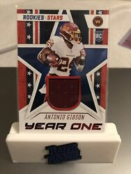 Antonio Gibson 2020 Rookies And Stars Year One Jersey Rc Washington 📈🔥 Invest