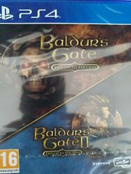 Baldurand039s Gate Collection Ps4 Neuf Sous Blister