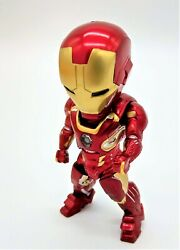 Red Armored Suit Iron Man Action Figure