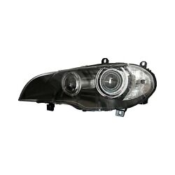 For Bmw X5 2007-2011 Replace Bm2518114 Driver Side Replacement Headlight
