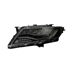 For Lincoln Mkx 16-18 Replace Driver Side Replacement Headlight Brand New