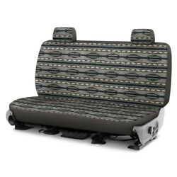 For Chevy C3500 88-91 Southwest Sierra 1st Row Gray Custom Seat Covers