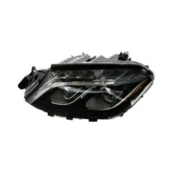 Genuine 166-820-27-00 Driver Side Replacement Headlight