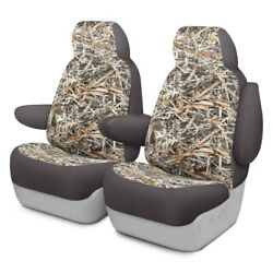 For Jeep Patriot 07-09 Cowboy Camo 1st Row Graystone Custom Seat Covers