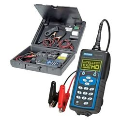 6v/12v Heavy Duty Expandable Electrical System And Battery Tester With Amp Clamp