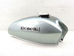 Restored Gas Tank With Cap And Badges Vintage Benelli 2c 250 Phantom T611