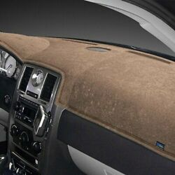 For Mercedes-benz E53 Amg 19-20 Dash-topper Brushed Suede Taupe Dash Cover