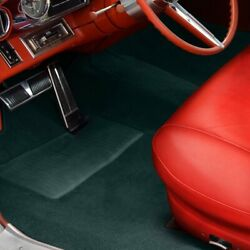 For Mg Midget 62-79 Sewn-to-contour Replacement Carpet Sewn-to-contour Turquoise