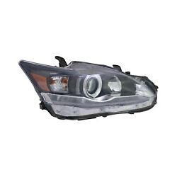 For Lexus Ct200h 11-17 Pacific Best P70695 Passenger Side Replacement Headlight