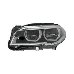 For Bmw Activehybrid 5 14-16 Pacific Best Driver Side Replacement Headlight