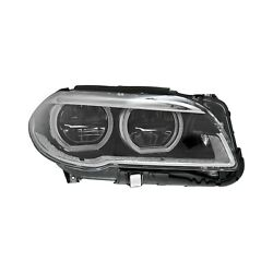 For Bmw Activehybrid 5 14-16 Pacific Best Passenger Side Replacement Headlight