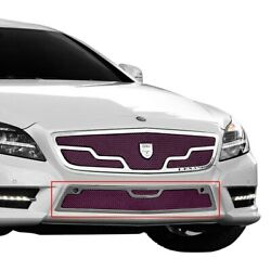 For Mercedes-benz Cls63 Amg 10-13 Bumper Grille Lexani 1-pc Venice Style Custom