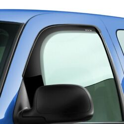 For Toyota 4runner 96-02 Tape-on Bubble Ventgard Smoke Front Window Deflectors