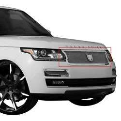 For Land Rover Range Rover 13-16 Main Grille Lexani 1-pc Barcelona Style Chrome