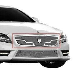 For Mercedes-benz Cls63 Amg 10-13 Main Grille Lexani 1-pc Venice Style Chrome