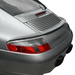 For Porsche 911 99-04 Spoiler Eurotuner Style Carbon Fiber Rear Trunk Flush