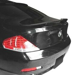 For Bmw 650i 2006-2010 D2s B63-w1-cf Hamann Style Carbon Fiber Rear Wing
