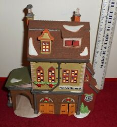 Dept. 56  Dickens Accessories  Village [ Hather Harness ] Used