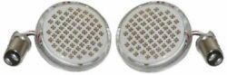 Letric Lighting Deluxe Switchback Turn Signal Inserts White/amber 1157