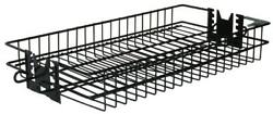 Music City Metals Deluxe Non-stick Flat Spit Basket Attaches To Rotisserie 2478