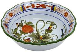 Faenza Cereal Bowl Ceramic Food-safe Double-fired