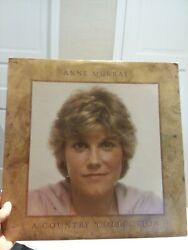 Anne Murray A Country Collection 1980 Vinyl Lp Capitol St-12039