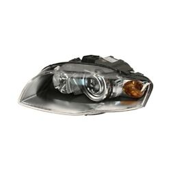 For Audi S4 2005-2009 Magneti Marelli Lus6752 Driver Side Replacement Headlight