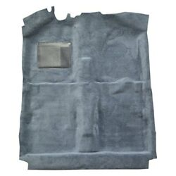 For Chrysler Laser 84-86 Carpet Essex Replacement Molded Lapis Blue Complete