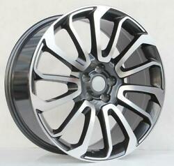 22 Wheel Tire Package For Range Rover Hse Supercharged 2003 And Up Pirelli