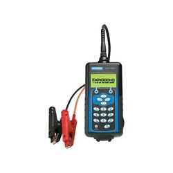 6 V/12 V Heavy Duty Expandable Electrical System And Battery Tester W Amp Clamp