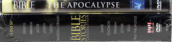 The Bible Stories Collection And The Apocalypse Apostle John New 13 Dvd Set