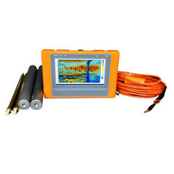 Automatic Mapping Underground Water Detector