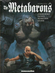 The Metabarons - Second Cycle Hardcover Graphic Novel S
