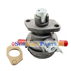 Fuel Lift Pump For John Deere 4115 Compact X495 X595 X950r Lawn And Garden Tractor